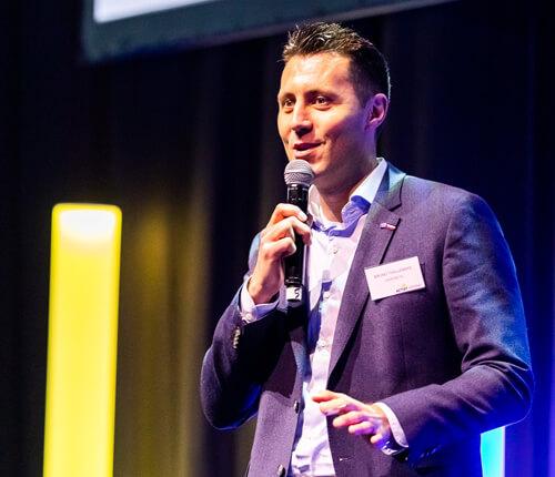 Bruno Thollebeke est notre nouveau CEO